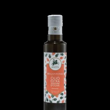 Sizilianisches-Olivenoel-Oleificio-Mallia-kleine-Flasche