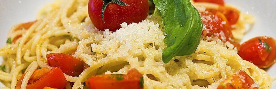 Piccante: Spaghetti Aglio Olio e Peperoncino