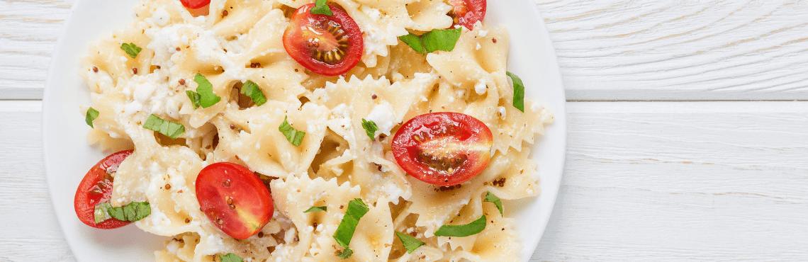 Molto buono: Italienischer Nudelsalat