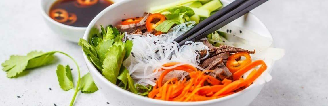 Bún chả: frisches Streetfood aus Vietnam