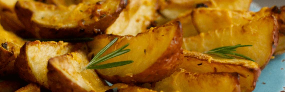 Kartoffelspalten mit Coolness-Faktor