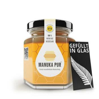 Manuka-Honig-im-Glas-500-MGO-250g