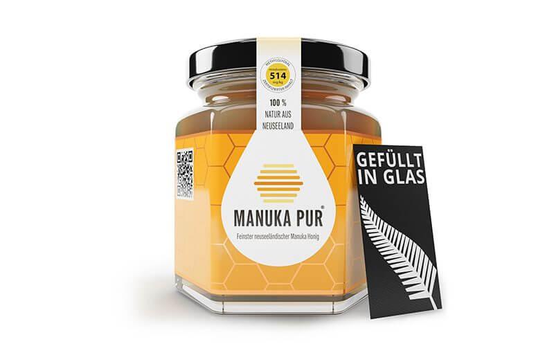 Manuka-Honig-im-Glas-500-MGO