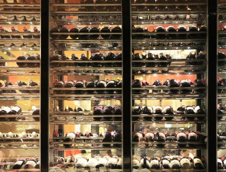 Weinlagerung richtig gemacht